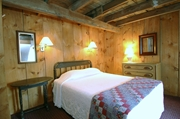 Inn at Duck Creeke Wellfleet MA lodging accommodations Room 31, Third Floor, queen and twin bed, private bath, A/C